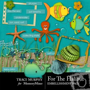 Tracimurphy forthehalibut embellishments medium