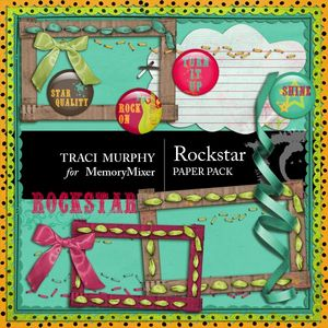 Tracimurphy rockstar elements medium