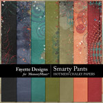 Smarty Pants Hotmess Chalky Papers-$3.99 (Fayette Designs)