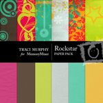 Tracimurphy rockstar papers small