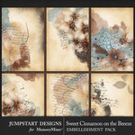Sweet Cinnamon on the Breeze Art Cards Pack-$2.10 (Jumpstart Designs)