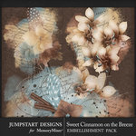 Sweet Cinnamon on the Breeze Accents Pack-$2.99 (Jumpstart Designs)