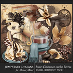 Sweet Cinnamon on the Breeze Add on Pack-$3.99 (Jumpstart Designs)