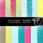 Sunday Market Paper Pack-$4.00 (Traci Murphy)