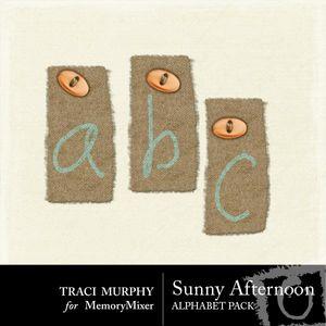 Tracimurphy sunnyafternoon alphabets medium