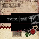 Among Friends QuickMix-$4.99 (Paula Phillips)