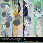 Life Collection Border Pack-$4.99 (Laura Burger)