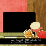 2017 Calendar AS-$5.99 (Amy Sumrall)