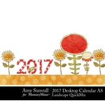 2017 Desktop Calendar AS-$5.99 (Amy Sumrall)