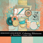 Calming Afternoon Combo Pack-$3.49 (Laura Burger)