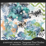 Jumpstart Your October Accents Pack-$2.99 (Jumpstart Designs)