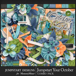 Jumpstart Your October Combo Pack-$7.99 (Jumpstart Designs)