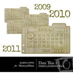 Date This Vol 1 Embellishment Pack-$2.49 (Karen Lewis)