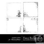Fancy Background Builders Volume 2-$2.99 (Karen Lewis)