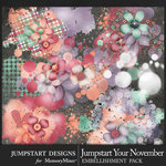 Jumpstart Your November Accents Pack-$2.99 (Jumpstart Designs)