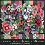 Jumpstart Your November Combo Pack-$5.24 (Jumpstart Designs)