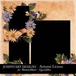 Autumn Licious QuickMix-$3.49 (Jumpstart Designs)
