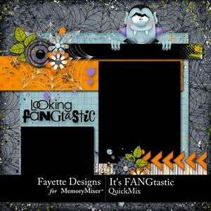 Its fangtastic quickmix p001 medium