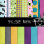 Beaniehalloweenie papers small