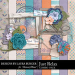 Just Relax LB Combo Pack-$4.99 (Laura Burger)