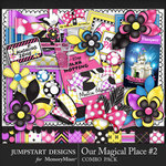 Our Magical Place 2 Combo Pack-$8.99 (Jumpstart Designs)