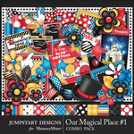 Our Magical Place 1 Combo Pack-$8.99 (Jumpstart Designs)