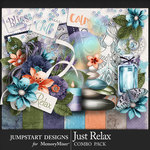 Just Relax Combo Pack-$5.99 (Jumpstart Designs)
