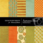 Autumn Bliss Paper Pack-$3.50 (Designs by Krista)