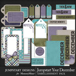 Jumpstart Your December Journal Pack-$1.75 (Jumpstart Designs)