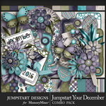 Jumpstart Your December Combo Pack-$5.59 (Jumpstart Designs)