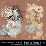Such A Pretty Mess Scatters Pack-$4.99 (Laura Burger)