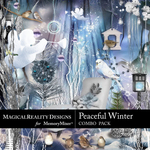 Peaceful Winter Combo Pack-$6.99 (MagicalReality Designs)