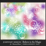 Believe in the Magic Sparkles Pack-$2.99 (Jumpstart Designs)