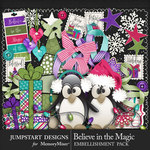 Believe in the Magic Add On Pack-$3.00 (Jumpstart Designs)