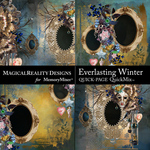 Everlasting Winter QuickPage 1-$4.99 (MagicalReality Designs)