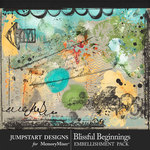 Blissful Beginnings Accents Pack-$3.99 (Jumpstart Designs)