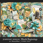 Blissful Beginnings Combo Pack-$8.99 (Jumpstart Designs)