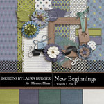 New Beginnings LB Combo Pack-$4.99 (Laura Burger)