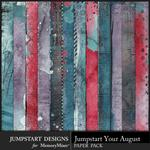 Jumpstart Your August Paper Pack-$3.99 (Jumpstart Designs)