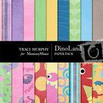 DinoLand Paper Pack-$3.00 (Traci Murphy)