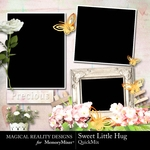 Sweet Little Hug QM-$4.99 (MagicalReality Designs)