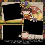 I Love You This Much QM-$4.99 (Fayette Designs)