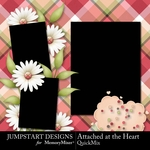 Attached at the Heart QM-$4.99 (Jumpstart Designs)