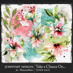Take a Chance WC Art Pack-$3.99 (Jumpstart Designs)