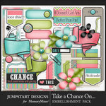 Take a Chance Spare Parts Pack-$3.99 (Jumpstart Designs)