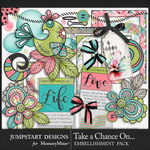 Take a Chance Add On Pack-$3.99 (Jumpstart Designs)