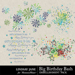 Big Birthday Bash Scatterz Pack-$1.99 (Lindsay Jane)