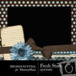 Fresh Start QuickMix-$5.00 (Melissa Nuttall)