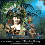 Timeless Beauty Combo Pack-$4.00 (MagicalReality Designs)
