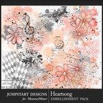 Heartsong Accents Pack-$3.99 (Jumpstart Designs)